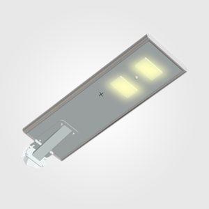 LAMPARA LED SOLARES DE CALLE 40W